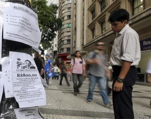 La tasa promedio de desempleo en el trimestre entre mayo y julio fue del 8,6%. (Foto: lapatilla.com)