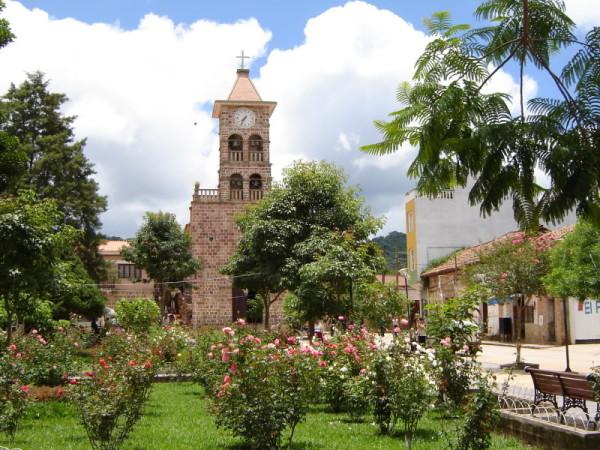 Plaza de Entre Ríos, provincia O´Connor de Tarija. (Foto de archivo)