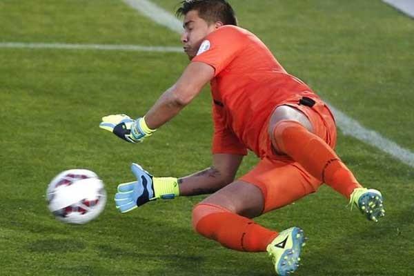 Quiñones será baja por una lesión en la mano derecha. (Foto: rpp.com.pe)