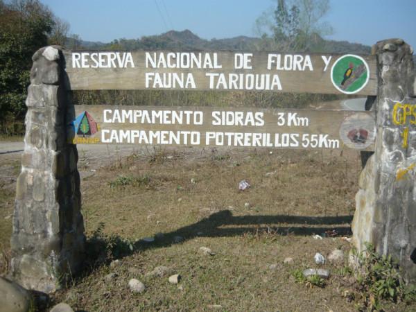 Reserva nacional de flora y fauna Tariquía. (Foto: flickr.com)