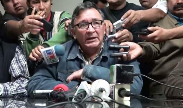 Armando Olivera, secretario municipal de salud GAMY. (Foto: elchacoinforma.com)