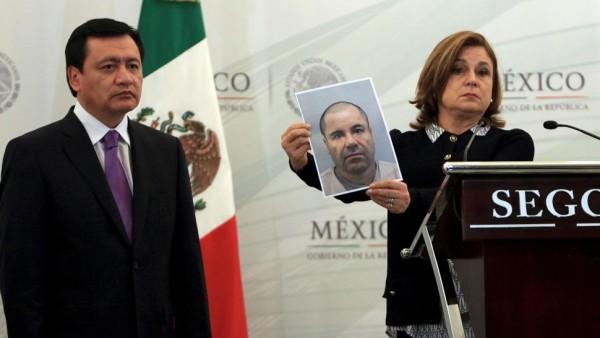 Comisión Nacional de Seguridad de México. (Foto: Reuters)