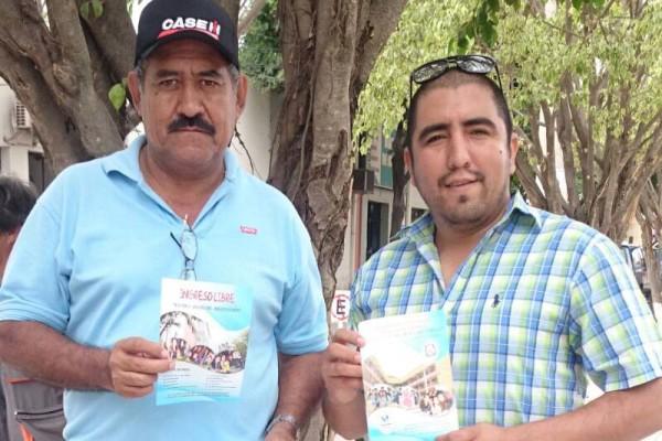 Docentes de la facultad integral del Chaco, con sede en Camiri. (Foto: elchacoinforma.com)