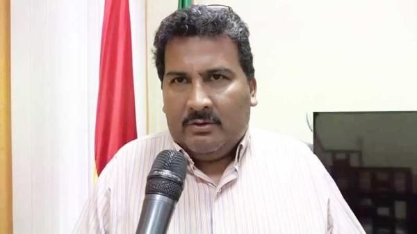 Omar Peñaranda, alcalde de Villa Montes. (Foto: elchacoinforma.com)