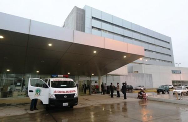 El nuevo hospital de la CNS cuenta con helipuerto. (Foto: tierraplus.com.bo)