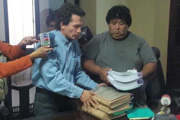 Entrega de estudio TESA segunda fase UE Héroes del Chaco. (Foto: Agencias)