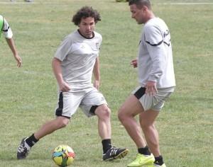 Fernando Marteli se afianza en la zaga. (Foto archivo - eldiario.net)