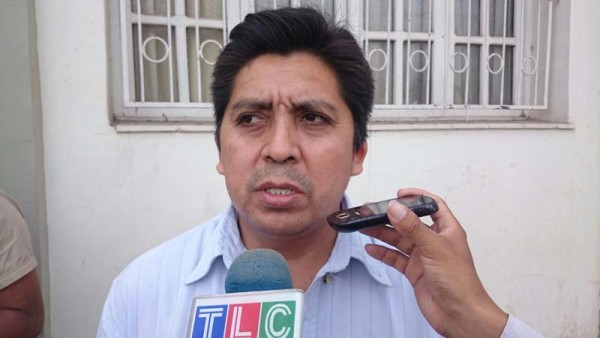 Francisco Yevara, vocal del comité electoral. (Foto: elchacoinforma.com)