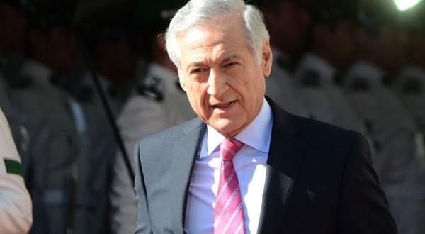 Heraldo Muñoz, aceptó dar una entrevista a televisión boliviana. (Foto internet)