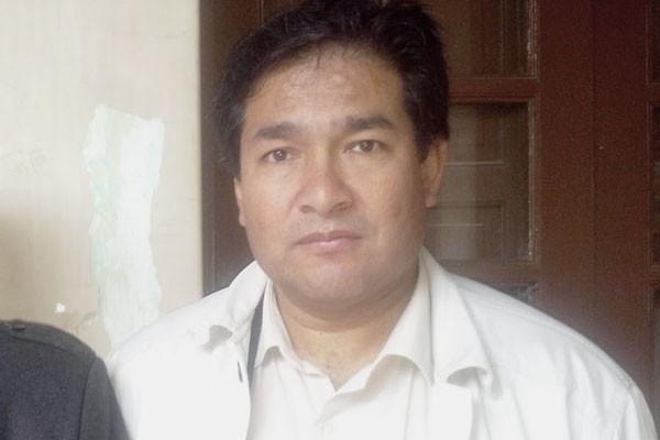 Jaime Condori, Decano de la Facultad Integrada del Chaco. (Foto: de archivo)