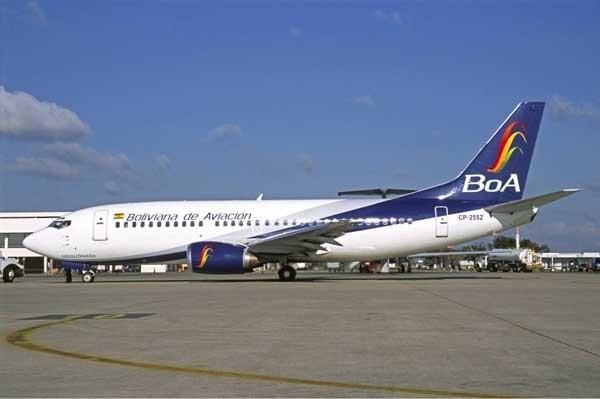La empresa BOA anuncia nuevas rutas nacionales. (Foto: Internet)
