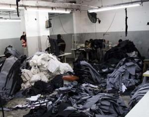 Los trabajadores vivían en condiciones infrahumanas. (Foto referencial)