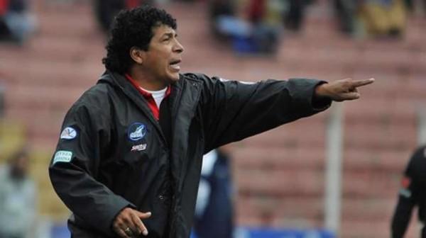 Mario Rolando Ortega deja la dirección técnica en San José. (Foto: DIEZ)