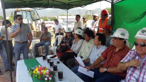 Presentación del proyecto de señalización vial y turística. (Foto: Agencias)