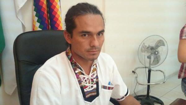 Román Gómez presidente de la Asamblea Regional. (Foto: elchacoinforma.com)