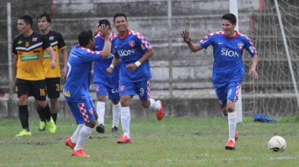 Royal Pari venció a Atlético San Borja. (Foto de archivo - DIEZ)