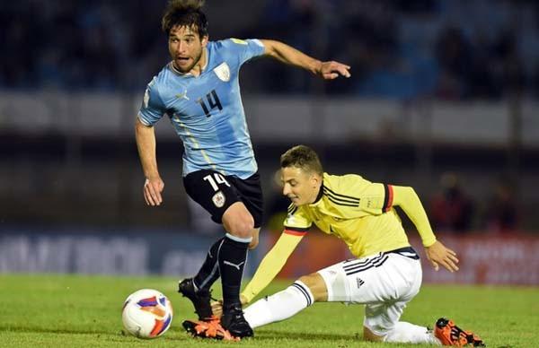 Uruguay ganó en el Centenario de Montevideo. (Foto: AFP)