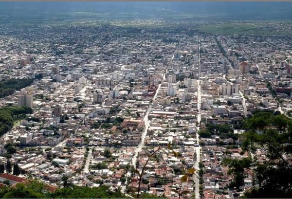 Vista de la ciudad de Salta, Argentina. (Foto: El Tribuno)