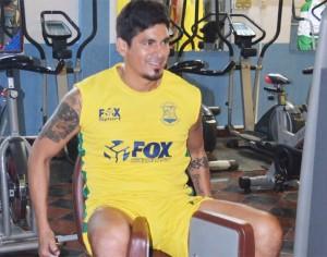 Santos Amador podría retornar al equipo titular. (Foto de archivo)
