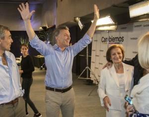 Macri ganó el balotaje en Argentina. (Foto: Internet)