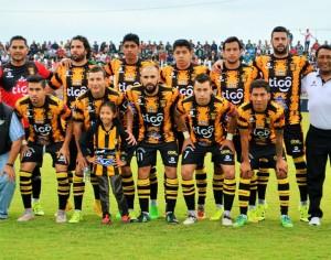The Strongest sigue sin conocer la victoria en Yacuiba. (Foto: Edwin Audivrth)