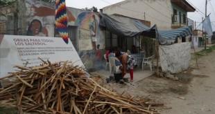 ORÁN: EL CENTRO DE SALUD SIGUE ABANDONADO