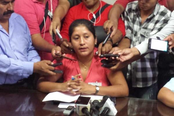 Dra. Rifarach, Secretaría Municipal de Salud de Yacuiba. (Foto: elchacoinforma.com)