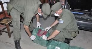 SALTA: GENDARMERÍA SECUESTRÓ MÁS DE 120 KILOS DE COCAÍNA Y DETUVO A CINCO PERSONAS