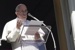 Su santidad Francisco I. (Foto: Internet)