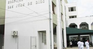 PRESIDENTE DEL LEGISLATIVO DE TARIJA DEPLORA LA CALIDAD DE ATENCIÓN EN HOSPITAL SAN JUAN DE DIOS