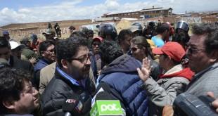 TRANSPORTE PESADO ACEPTA DIALOGAR DESPUÉS DEL REFERENDO Y LEVANTA BLOQUEOS