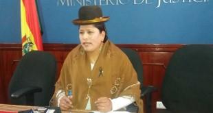 MINISTRA VELASCO PIDE A JUECES QUE EVALÚEN PRONTUARIO DE DELINCUENTES ANTES DE OTORGAR MEDIDAS SUSTITUTIVAS
