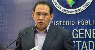 El fiscal general del Estado, Ramiro Guerrero. (Foto: correodelsur.com)
