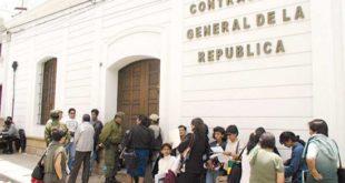 SE CUMPLIÓ EL PLAZO: COMISIÓN LEGISLATIVA REGISTRÓ 59 POSTULANTES PARA CONTRALOR GENERAL