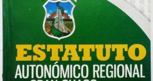 La región del Gran Chaco aprobó el Estatuto el pasado 20 de noviembre.