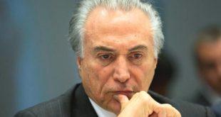 BRASIL: TEMER ENVUELTO EN UN CASO DE CORRUPCIÓN