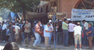 SALVADOR MAZZA: VOLVIERON LOS CONFLICTOS MUNICIPALES