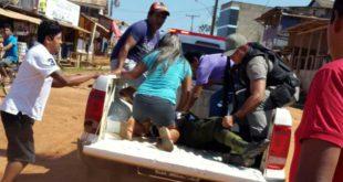 POLICÍA MUERE AL ENFRENTARSE A DOS ATRACADORES ARMADOS EN LA FRONTERA CON BRASIL