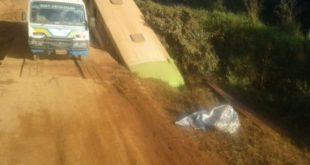 12 HERIDOS: BUS CON 35 ESTUDIANTES CAE AL AGUA EN PANDO