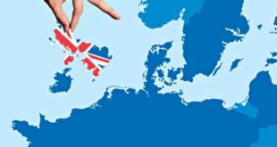 ESCOCIA E IRLANDA DEL NORTE SE AFERRAN A EUROPA