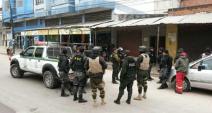 YACUIBA: REALIZAN ALLANAMIENTOS EN DOMICILIOS PARTICULARES PARA DAR CON LOS ASESINOS DE LIBRECAMBISTA