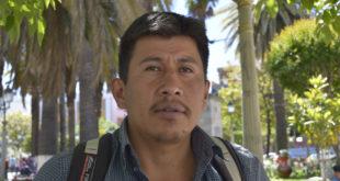 CAMPESINOS DE TARIJA DESCARTAN PAGO DEL PROSOL 2016