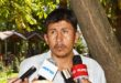 Dirigente campesino Eider Quiroga. (Foto: Ahora Digital)