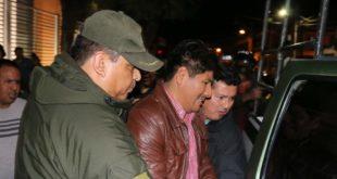 YACUIBA: JUEZ DETERMINA DETENCIÓN PREVENTIVA DE MARCIAL RENGIFO