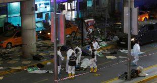 DETIENEN A 13 PERSONAS POR LOS ATENTADOS EN EL AEROPUERTO DE ESTAMBUL