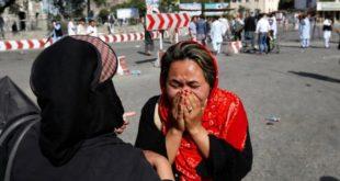 HAY 80 MUERTOS Y 231 HERIDOS POR DOS ATAQUES SUICIDAS EN KABUL