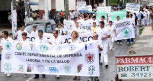 MÉDICOS DE SANTA CRUZ CONFIRMAN PARO DE 48 HORAS A PARTIR DEL JUEVES