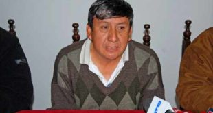 CASTILLO ASUME PRESIDENCIA DEL COMITÉ CÍVICO DE TARIJA TRAS RENUNCIA DEL TITULAR