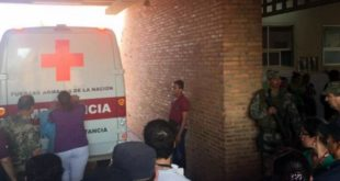 UN ATAQUE GUERRILLERO DEJÓ OCHO MILITARES MUERTOS EN PARAGUAY