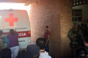 Las víctimas fueron emboscadas en una zona conocida como Horqueta, al norte del vecino país. (Foto: abc.com.py)